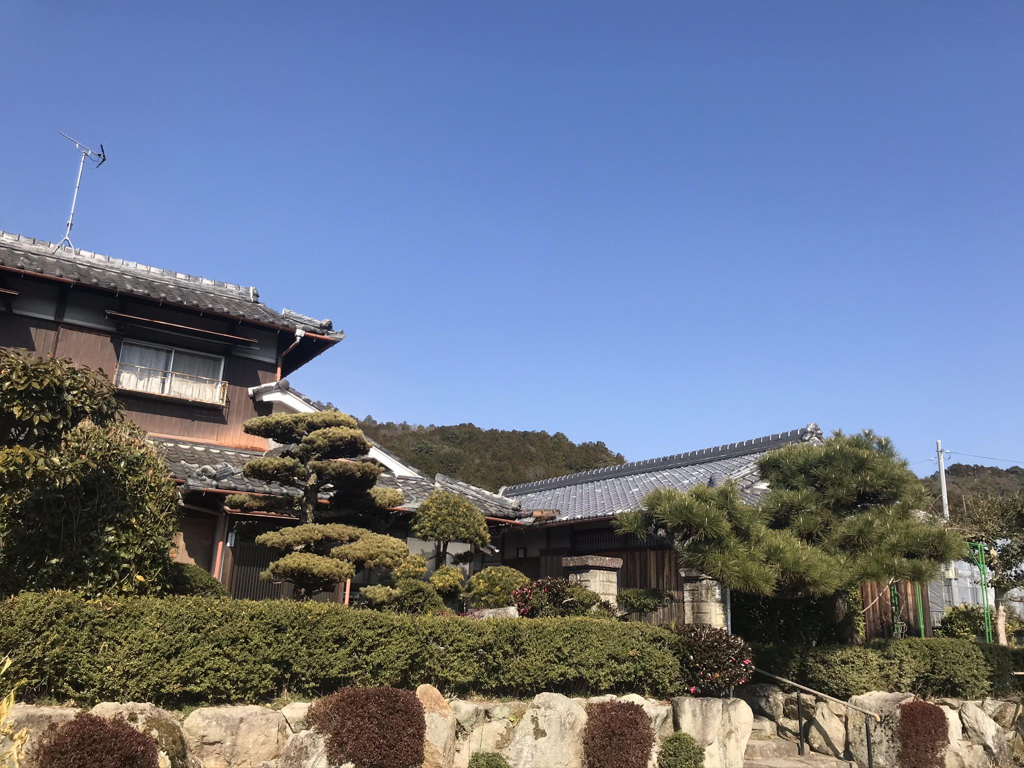 里山の寺子屋/Satoyama close to the city, the convenient place has plenty of nature.